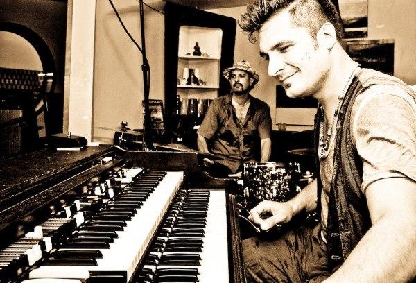 Raphael Wressnig & Alex Schultz Organ Combo