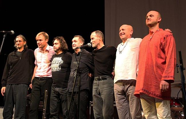Арт Ансамбль, версия 2012