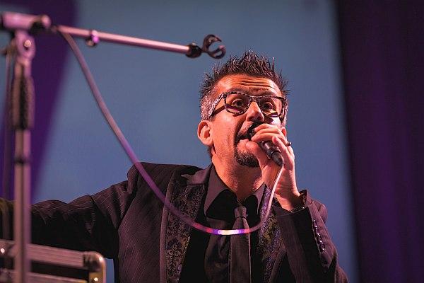 Boris Savoldelli (фото: Никита Ларионов)