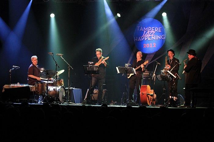 Gerry Hemingway Quintet