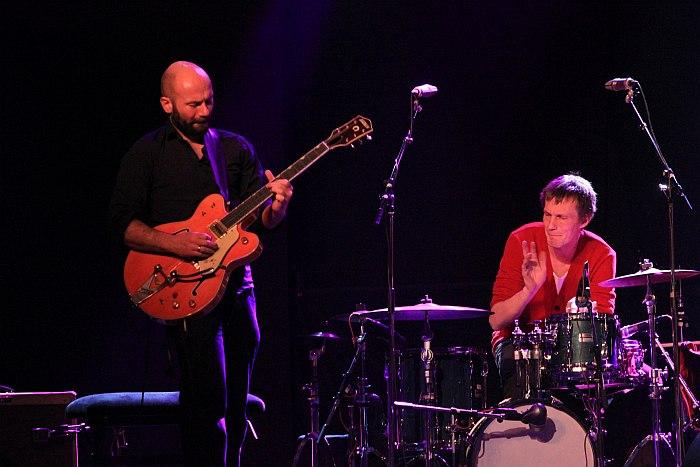 Mark Solborg Trio