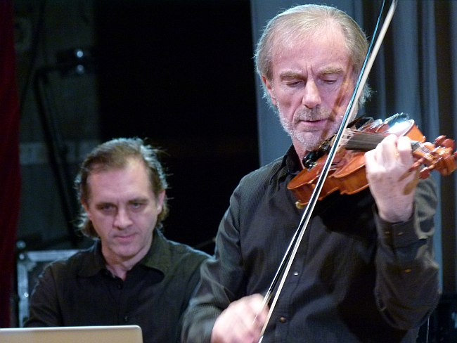 William Lecomte, Jean-Luc Ponty