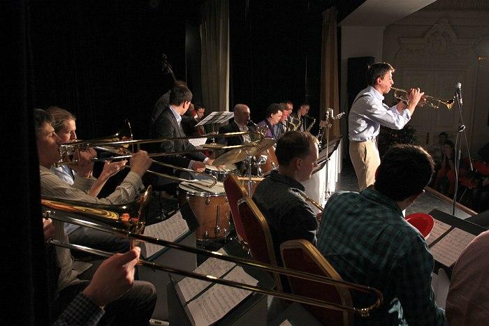 Большой Джазовый Оркестр (фото: Анна Филипьева,