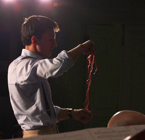 Пётр Востоков: драматургически важный удар в колокольчик