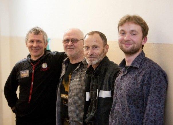 Группа Игоря Володина (фото: Алексей Литвинов)