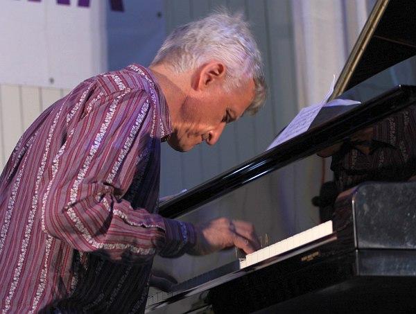 Dave Kikoski (фото: Анна Филипьева, 2012)