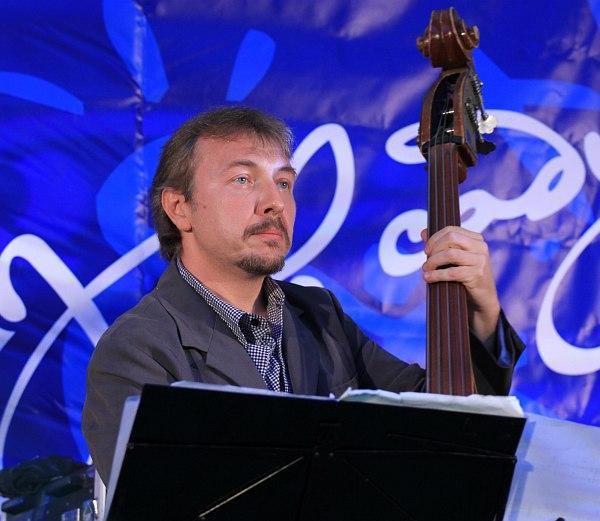Борис Козлов (фото: Анна Филипьева, 2012)