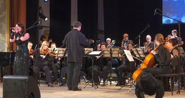 Камерный оркестр «Классика» + «Уральский диксиленд Игоря Бурко»