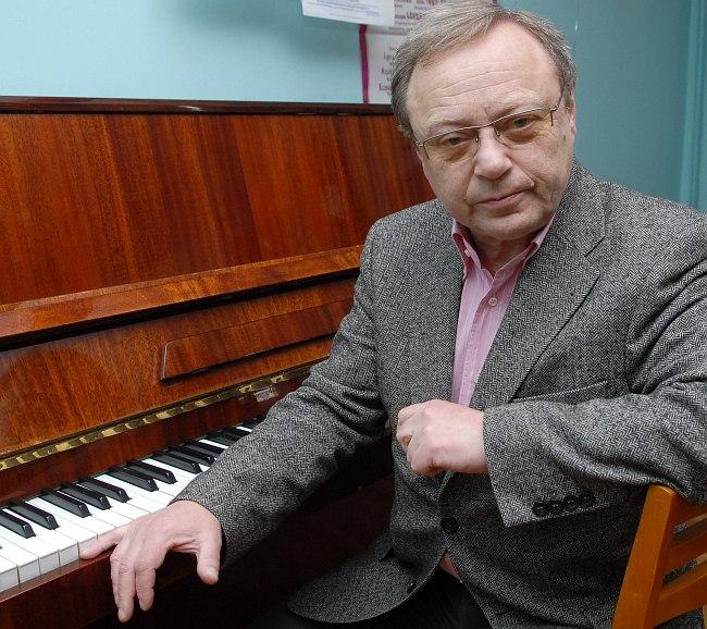 Леонид Чижик (фото: Лидия Садчикова, Челябинск)