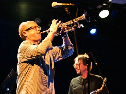 Dave Douglas © Peter Gannushkin, DowntownMusic.Net