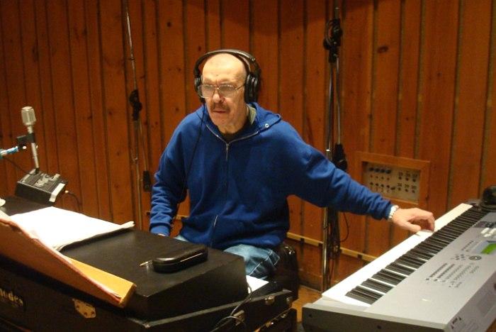 Николай Левиновский в студии Avatar