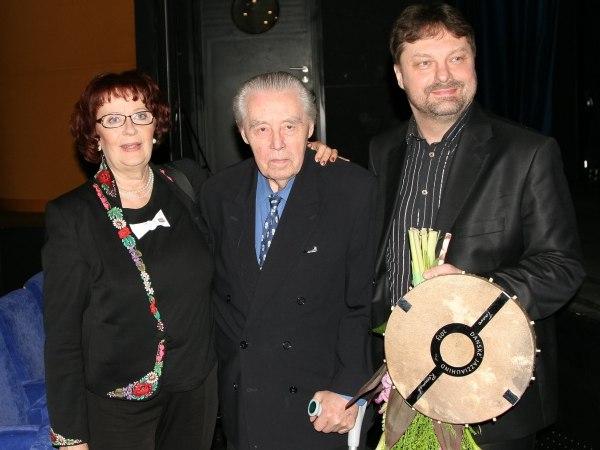 Anne Erm, Walter Ojakäär, Taavo Remmel