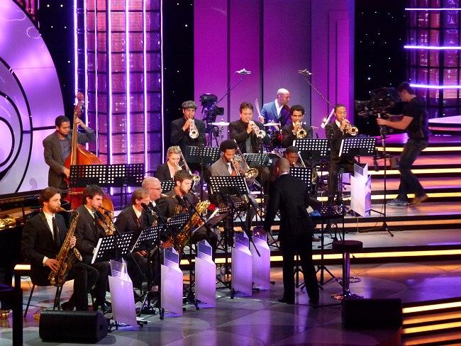 «Большой джаз»: The New Orleans Jazz Orchestra