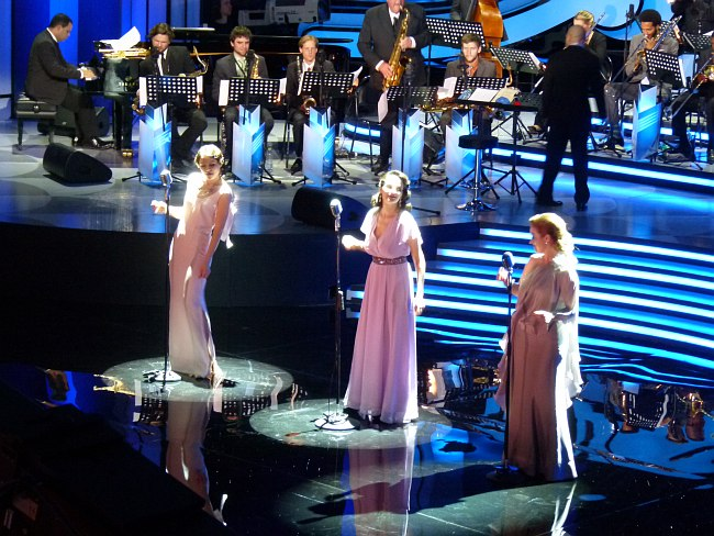 Карина Кожевникова, Алина Ростоцкая, Асет Самраилова
