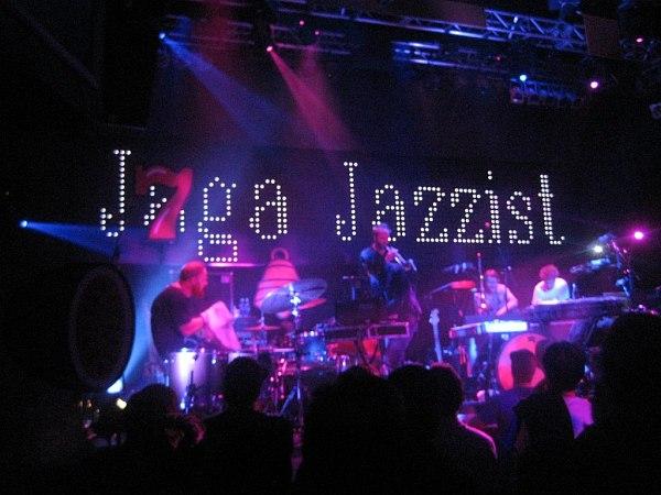 Jaga Jazzist