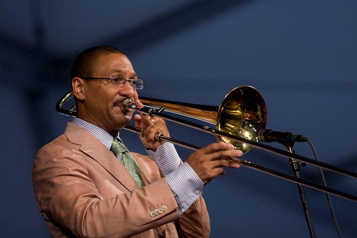 Delfeayo Marsalis (photo: Derek Bridges)
