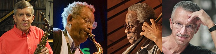 Jamie Aebersold, Anthony Braxton, Richard Davis, Keith Jarrett