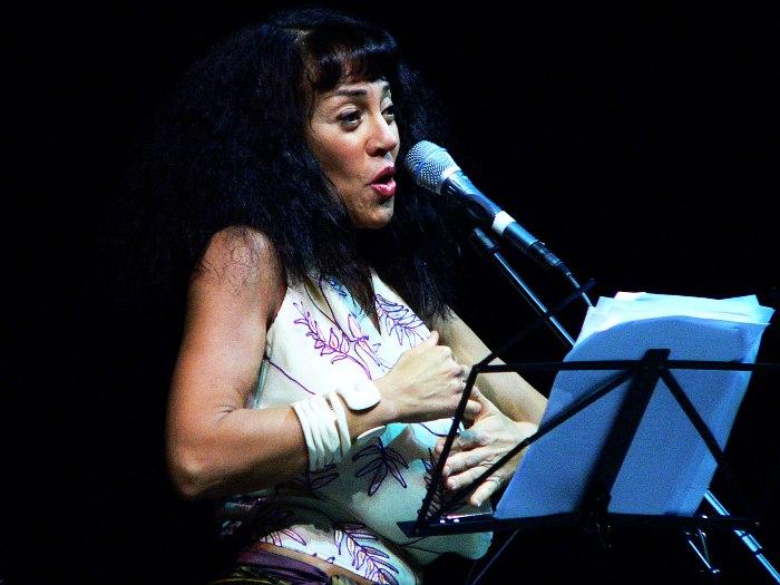 Мария Жуан (фото: Кирилл Мошков, 2007)
