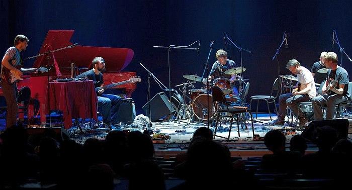 Double Trio Александра Маркварта на концерте в Кемерово (фото: Александр Патрин)