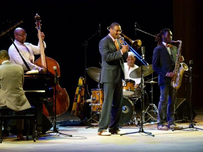 Delfeayo Marsalis Quintet