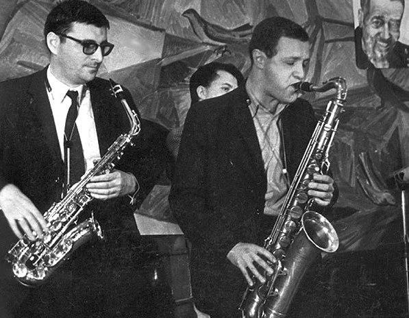 Георгий Гаранян, Виталий Клейнот, начало 1970-х