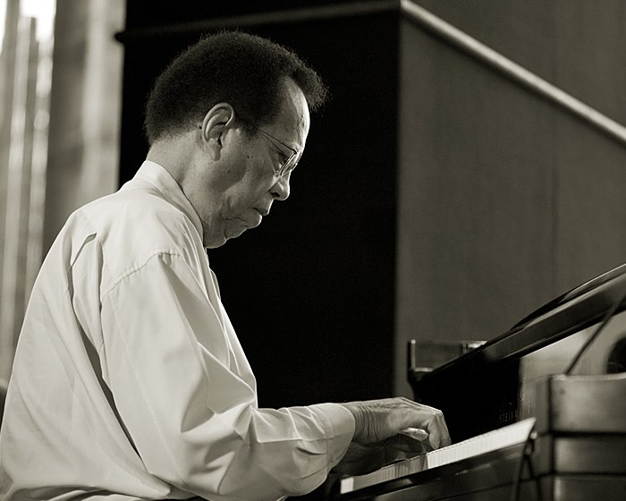 Cedar Walton, 2012 (photo © Esther Cidoncha)