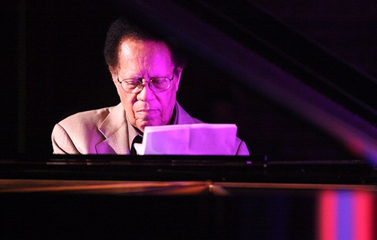 Cedar Walton, 2012 (Savannah Music Festival)