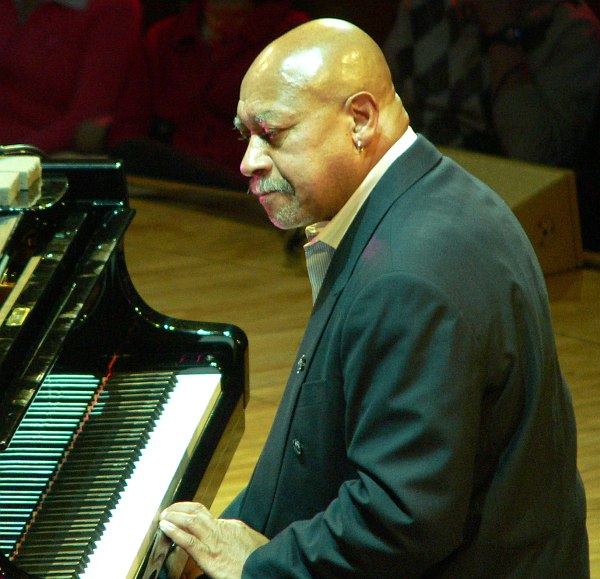 Kenny Barron (фото: Кирилл Мошков, 2006)