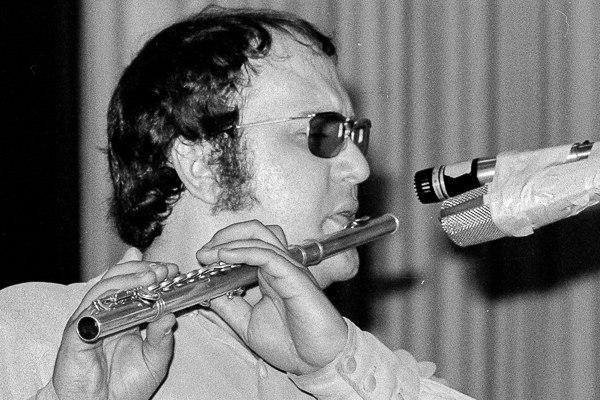 Joe Farrell (photo © Olli Laasanen, 1972)