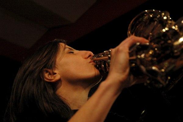 Carla Marciano (photo © Edoardo Semmola)