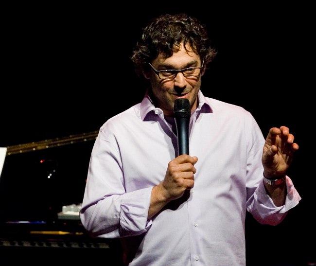 Joey Calderazzo (фото © Владимир Коробицын)