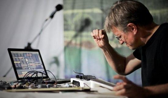 Hans Tammen (photo © Ashok Mehta)