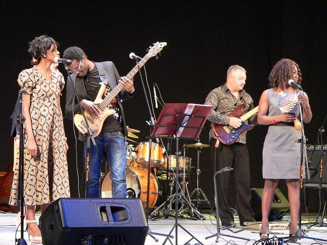 New City Band из Великого Новгорода