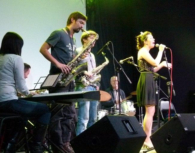«Дети в джазе»: Джон Дайкман играет традицию