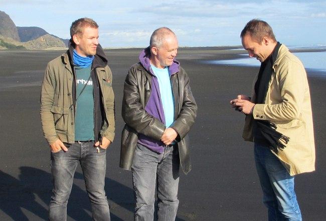 Jon Rune Strøm, Frode Gjerstad, Paal Nilssen-Love
