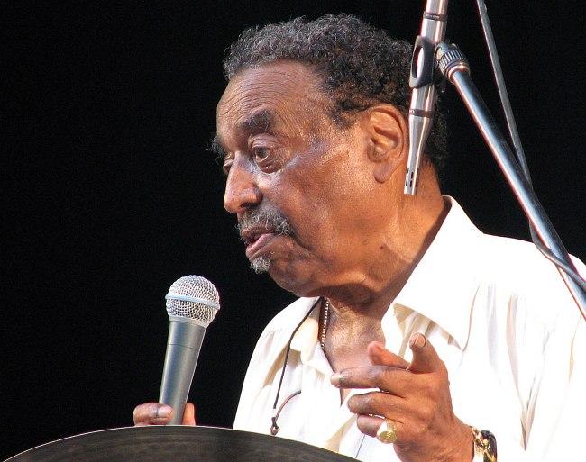Chico Hamilton, 2007