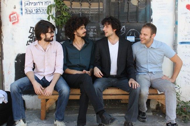 Gellert-Stern Quartet