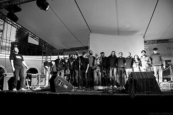 МузЭнергоТур-2013 на сцене (фото: Ирина Логовская)