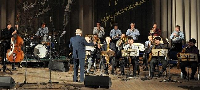 Филармонический джаз-оркестр Республики Татарстан (дирижирует Анатолий Василевский)