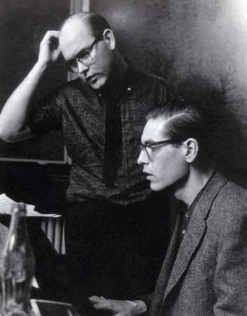 С Биллом Эвансом, 1960-е