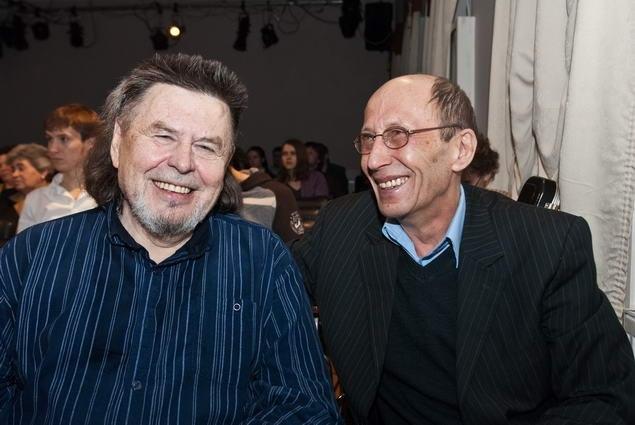 Александр Пищиков и Игорь Широков, 21 год спустя (Ярославль, фестиваль «Джаз над Волгой», 2011)
