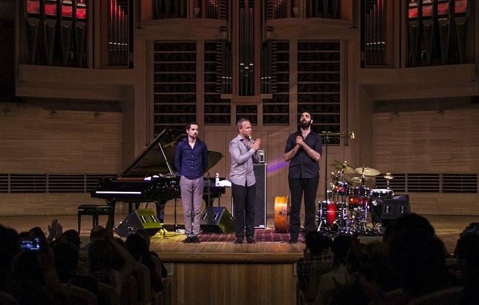 Avishai Cohen Trio (photo © Dmitriy Semyonushkin)