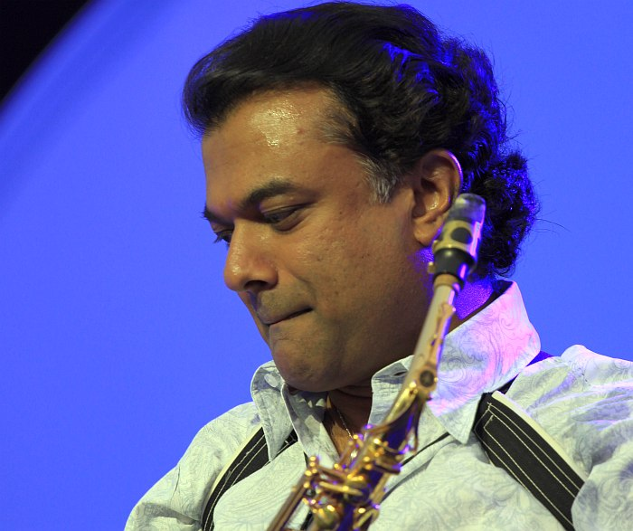 Rudresh Mahanthappa (photo © Anna Filipieva)