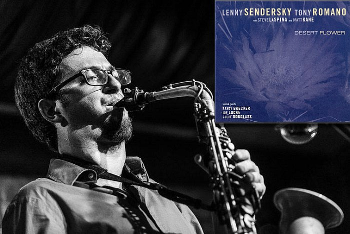 Lenny Sendersky, Tony Romano «Desert Flower» (LeTo Records)