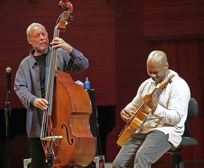 Dave Holland, Kevin Eubanks