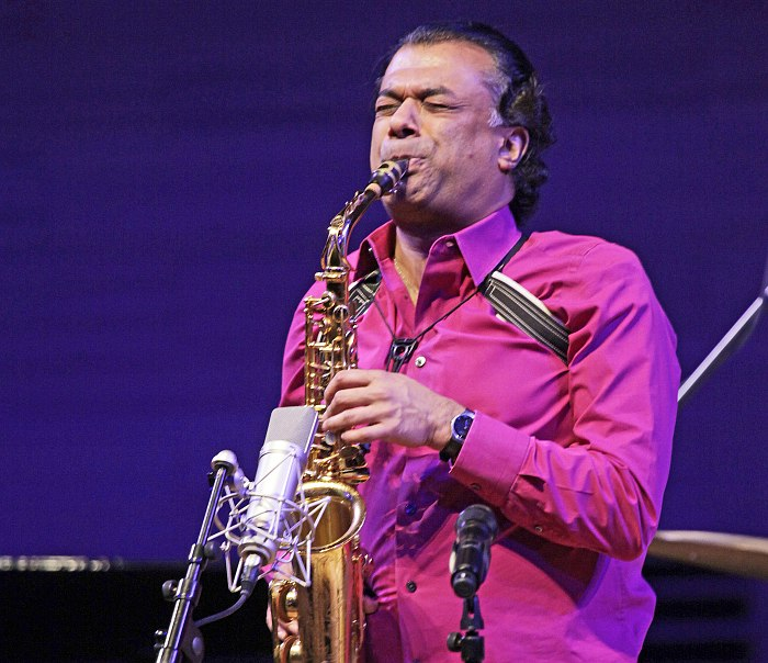 Rudresh Mahanthappa (photo © Vladimir Korobitsyn)