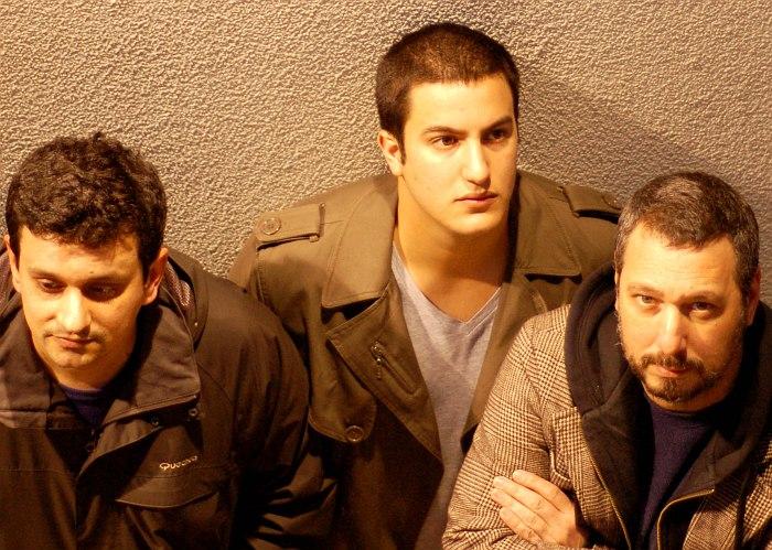 Red Trio (photo © Nuno Martins)