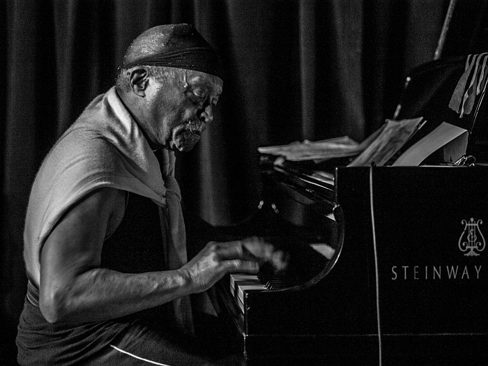 Cecil Taylor photo: © Peter Gannushkin