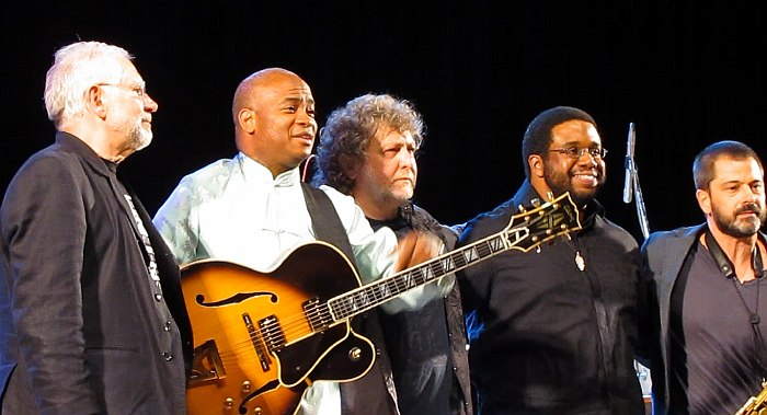 Russell Malone Quartet + Rosario Giuliani