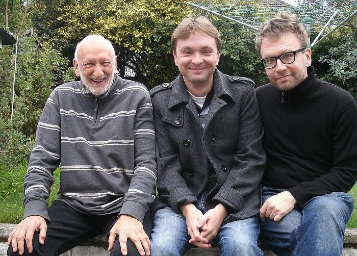 Leo Feigin, Alexey Kruglov, Jaak Sooäär